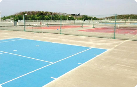 Court Rental (Shonan Nagisa Tennis Club)
